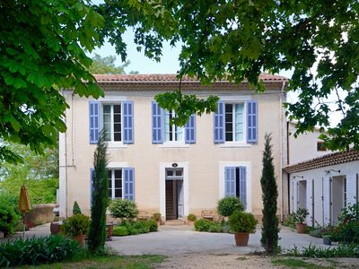 Photo for Charming country house Luberon Provence