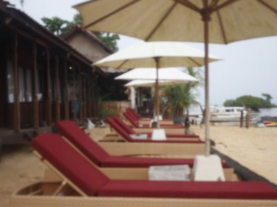 Photo for Beachfront Villa at Mangrove point Nusa Lembongan, Bali