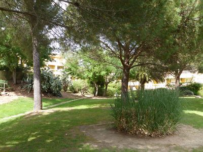 Photo for Studio 4 people with garden 60m from the pretty and comfortable beach