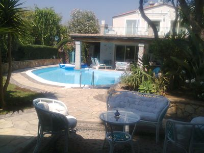 """Photo for Very cozy, comfortable """"lanthana"""" villa on 2 floors, independent"""