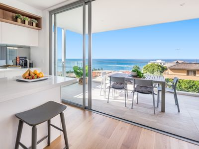 Photo for Brand new apartment with stunning views in Coogee Beach- 20% DISCOUNT APPLIED