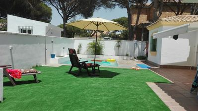 Photo for Holiday Chalet in Chiclana de la Frontera | Spain