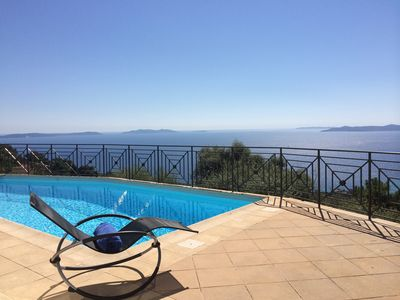 Photo for CHARMING VILLA, PARADISE VIEW ON THE 3 ISLANDS, ABSOLUTE CALM .....