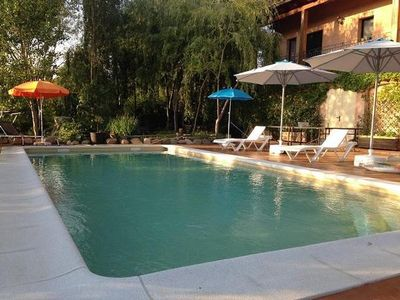 Photo for Holiday house Sils for 15 persons with 7 bedrooms - Holiday house