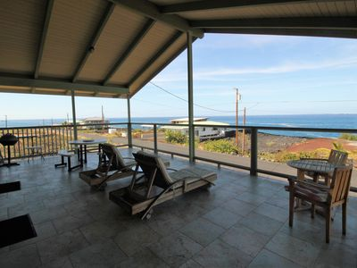 Photo for 3 Bedroom House with Spectacular Ocean Views