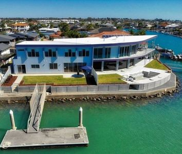 Photo for ONE OF THE BEST WATER VIEWS IN RABY BAY!