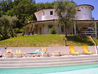 Photo for Villa Agone 14 In San Felice del Benaco, Lombardia