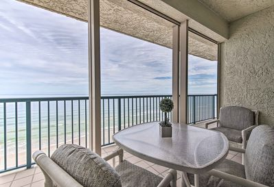 Leisure meets luxury at this 3-bed, 3-bath Daytona Beach Shores vacation rental!