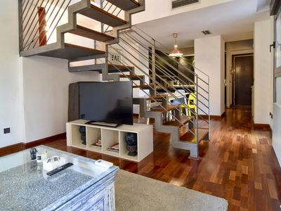 Photo for DUPLEX CENTRO-LA LATINA-TRAIL WITH TERRACE, WIFI, AC, PARKING, 5 PAX