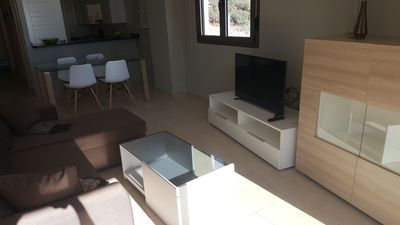 Photo for VERY BEAUTIFUL APARTMENT SEA VIEW WITH GARAGE 2 BEDROOMS 2 BATHROOM + SOFA BED