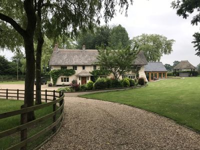Photo for Beautiful Detached Devon Long House