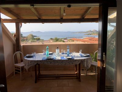 Photo for 2BR Apartment Vacation Rental in Cala Bitta (Baja Sardinia), Sardegna