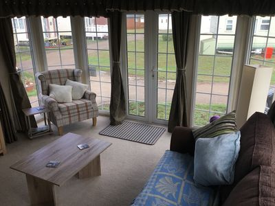 Photo for 2 Bed Caravan, West Mersea, Coopers Beach Holiday Park
