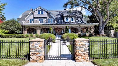 Photo for Gorgeous Historic James River Mansion, Incomparable Waterviews,  Posh Amenities