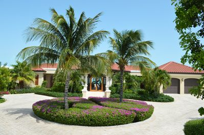 Crossing Palms Villa - Front View