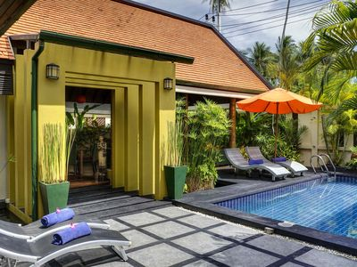 Photo for Hideaway Villa, Tropical Style Villa With Swimming Pool In A Charming Location