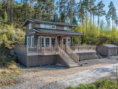 Photo for Vacation home Kärki in Sauvo - 4 persons, 1 bedrooms