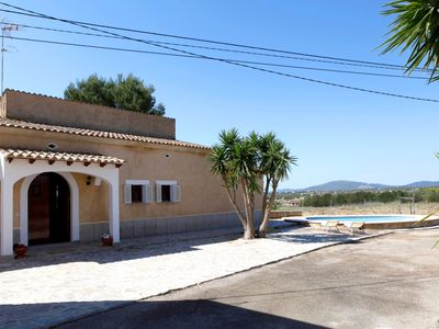 Photo for Holiday Home Son Tovell with Mountain View, Wi-Fi, Garden, Terrace & Pool; Parking Available