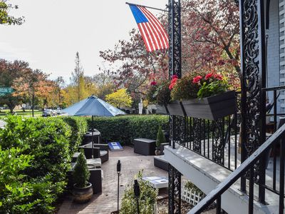 Luxury Capitol Hill townhouse on a park, 2 blocks to National Mall/Capitol