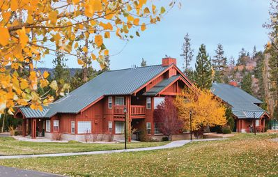 Photo for Cozy 2 Bedroom Condo w/balcony, Jacuzzi in Remote Mountain Beauty of Big Bear