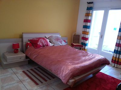 Photo for Large room for rent with terrace and garage, downtown Perpignan
