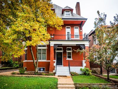 Photo for Location and Charm in an Historic 3-story Mansion