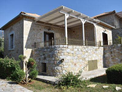 Photo for Off- Season: Fully equipped,  economic Villa Stoupa-Panorama
