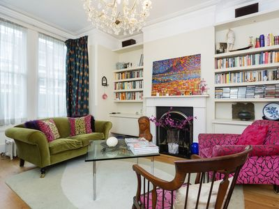 Photo for UP TO 20% OFF - A comfortable yet funky home sleeping 8 in vibrant Camden- Veeve