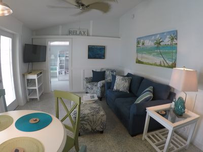 Photo for Tranquil Anna Maria Island Resort, Unit 4... Only 4 units, all amenities