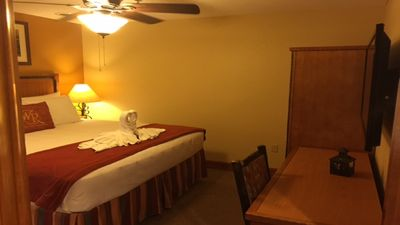 Photo for Deluxe Cabin 2 BR/ 2 BA Sleeps 8