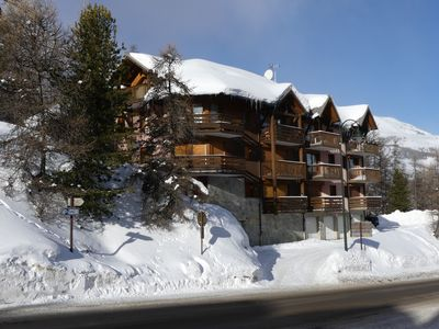 Photo for SUPERB Duplex 8-10 pers, center Vars Les Claux, foot of the slopes, 97m2