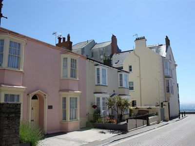 Photo for This Grade II listed property sits in a beautiful location inside the historic walls of the popular