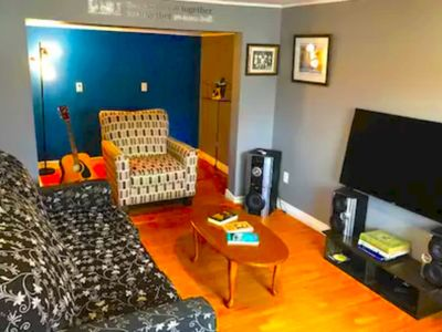 Photo for Harbour Grace Room  · Stunning Oceanfront Private Room Saltbox