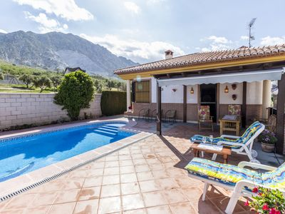 Photo for Beautiful country house with private pool, views and free wifi