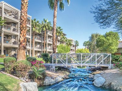 Photo for Wyndham Indio, 2 Bedroom Condo, Full Kitchen, Free WiFi