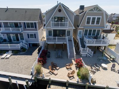 Photo for Waterfront New Home...1 Block To The Beach & Boardwalk!