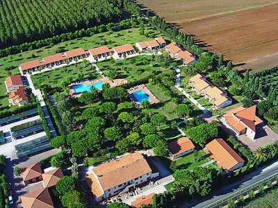 Photo for 2 bedroom Apartment, sleeps 6 in La Torraccia with Pool, Air Con and WiFi