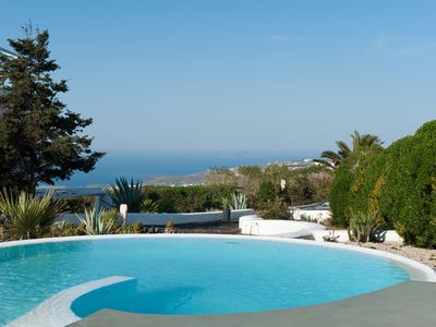 Photo for 3BR Villa Vacation Rental in Santorini
