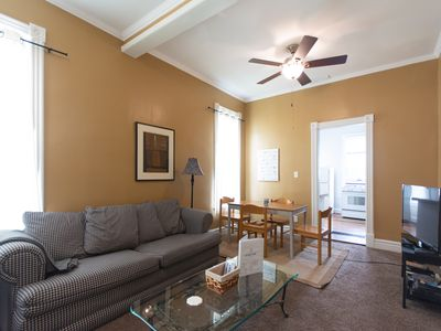 Photo for The Coziest Place You Ever Did Stay! 2 Bedroom in Saint Paul