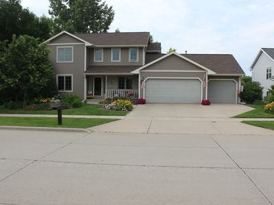 Photo for 4BR House Vacation Rental in Oshkosh, Wisconsin
