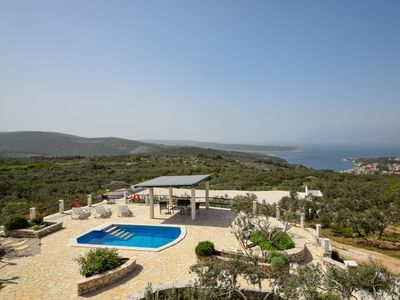 Photo for This 3-bedroom villa for up to 6 guests is located in Brac Island and has a private swimming pool, a