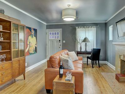 Photo for Art Hotel - Located by Cherry St, Fair Grounds & TU