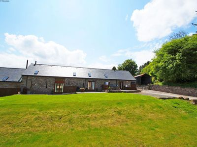 Photo for Traditional yet contemporary luxury cottage nestled in the beautiful Brecon Beacons National Park wh