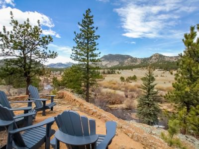 Photo for Mountain Cabin Overlooking Breathtaking Riverfront and Valley Views