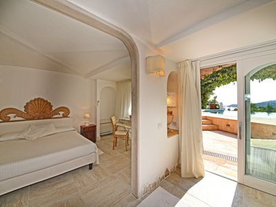 Photo for Suite Pool, charming room to enjoy quiet stays in pairs