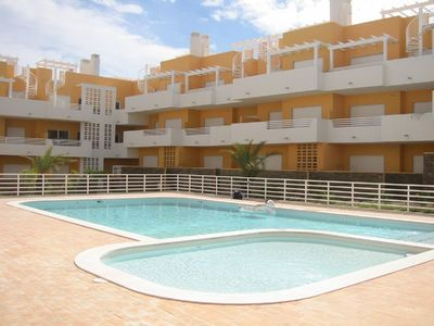 Photo for Penthouse self-catering apartment  in Algarve.