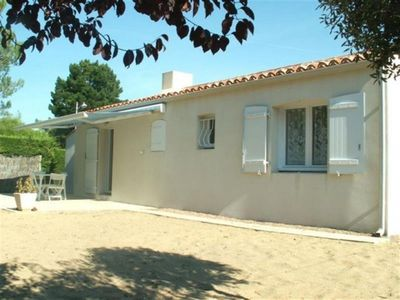 Photo for Villa La Faute-sur-Mer, 3 bedrooms, 6 persons