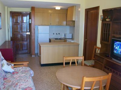Photo for 1BR Apartment Vacation Rental in Grao de Gandia, Valencia