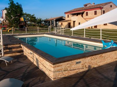 Photo for 1BR House Vacation Rental in Arcevia, Marche