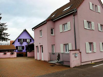 Photo for Apartment Résidence jaune et rose in Marckolsheim - 5 persons, 1 bedrooms